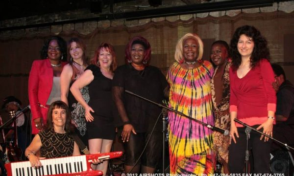 Chicago Women In the Blues Space