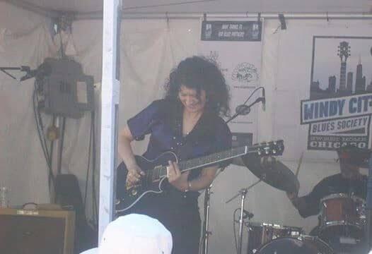 Donna-Herula-Chicago-Blues-Fest-Street-Stage