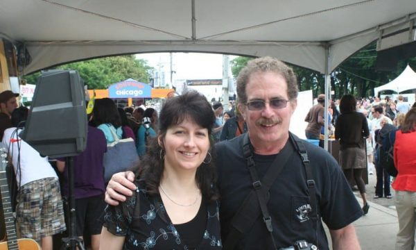 John-Beckman-Donna-Herula-Chicago-Blues-Fest